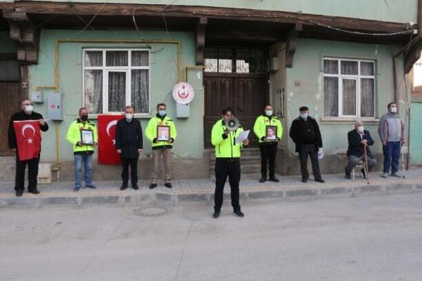 Çankırı'da Vali Çevik'e yapılan terör saldırısında şehit olanlar anıldı