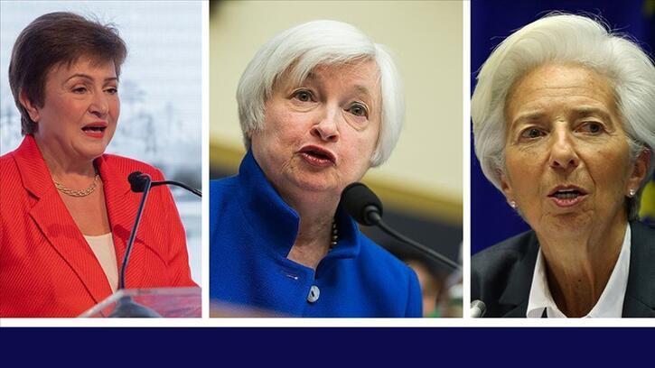 Küresel ekonominin en güçlü kurumlarına kadınlar liderlik ediyor