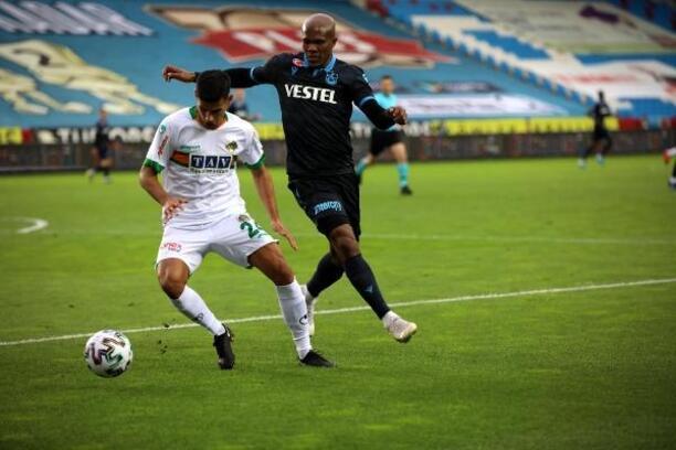 Trabzonspor - Aytemiz Alanyaspor: 1-3