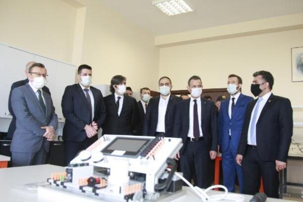 BUÜ Rektörü Prof. Dr. Kılavuz: Orhangazi ve Gemlik teknoloji ağırlıklı üniversiteyi hak ediyor