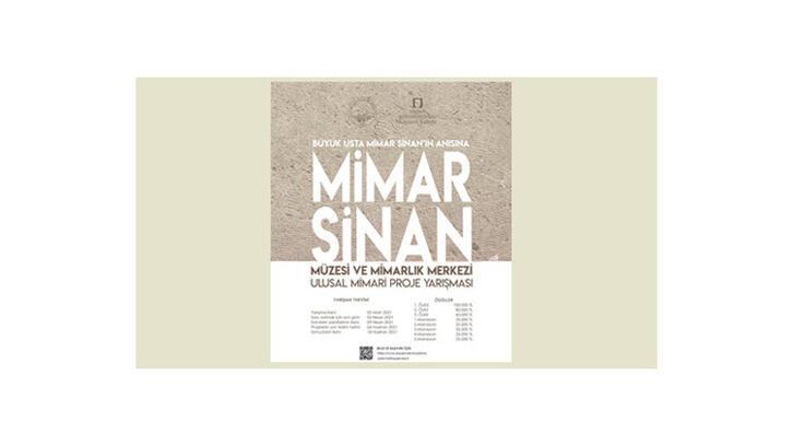 Mimar Sinan Müzesi ve Mimarlık Merkezi Proje Yarışması Başlıyor