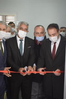 Altunhisar'da robotik ve kodlama atölyesi açıldı