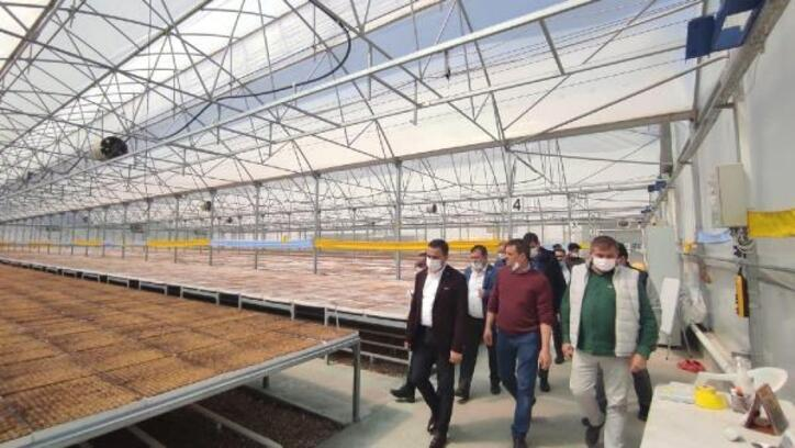 Biga Belediye Başkanı Erdoğan ve muhtarlar, Antalya'ya teknik gezi gerçekleştirdi