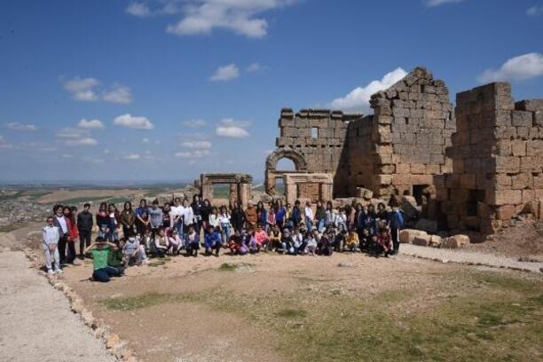 Diyarbakır'da, çocuklar tarihle buluştu