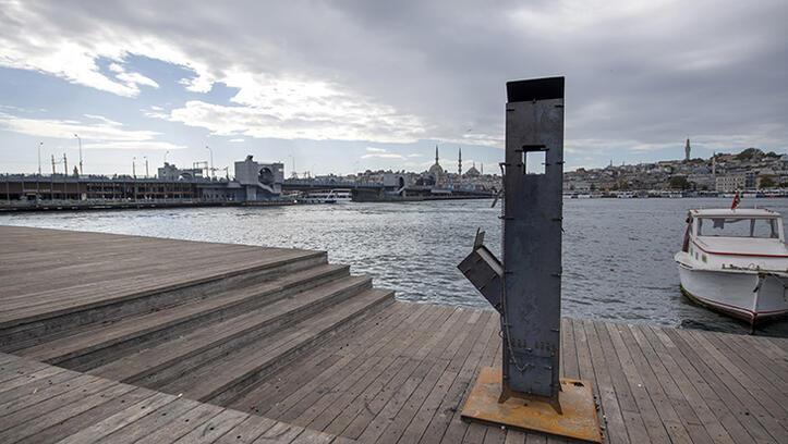 5. İstanbul Tasarım Bienali beş yeni eserle veda ediyor