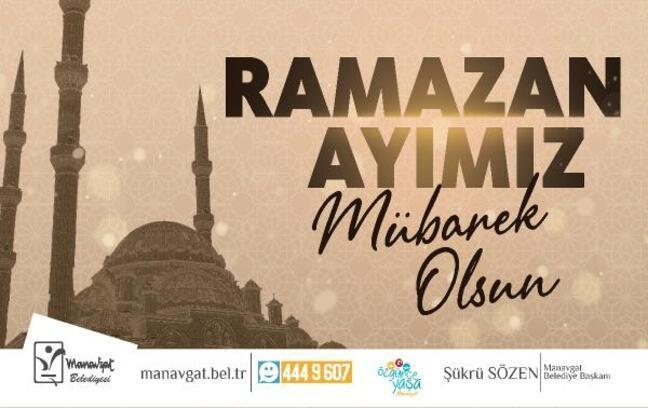 Başkan Sözen'den Ramazan ayı mesajı