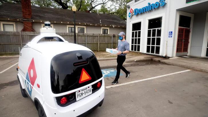 Domino's da dağıtım ağına yeni üyeler ekledi