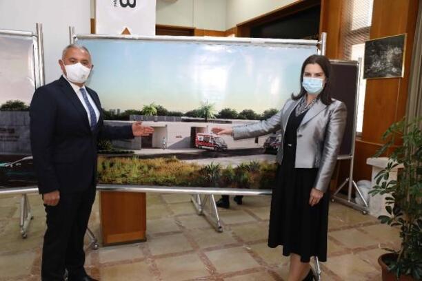 ÇÜ Balcalı Hastanesi AOSB'ye poliklinik açıyor