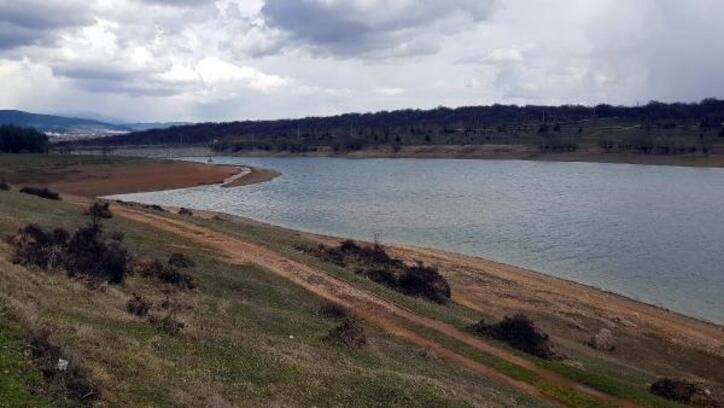 Gölköy Barajı'nda su seviyesi yüzde 75'e yükseldi