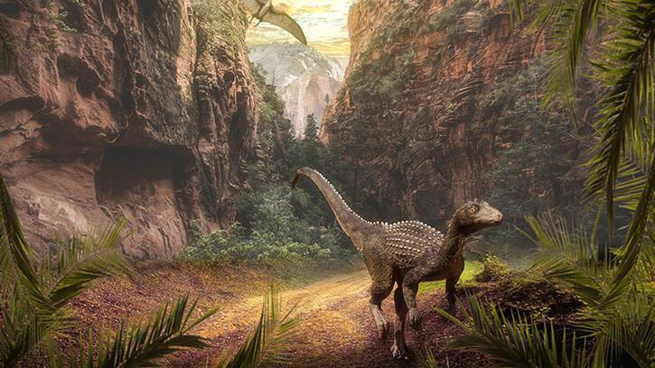 Bütün dinozorlar aynı dönemde mi yaşamıştır?