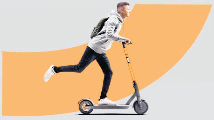 Kiralamada 'elektrikli scooter' furyası!
