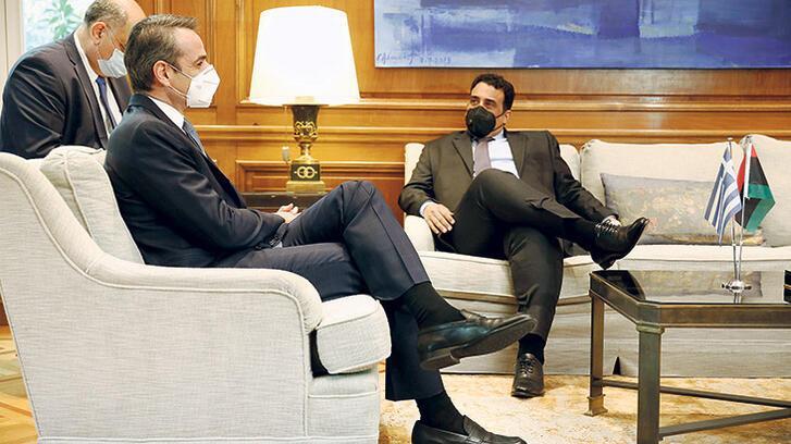 Yunanistan Libya ile anlaşma peşinde