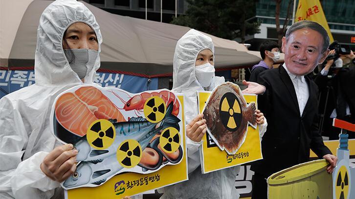 Japonya'nın radyoaktif atık kararına heyet hamlesi