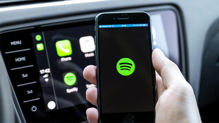Spotify arayüzü güncellendi: İşte yapılan değişklikler!