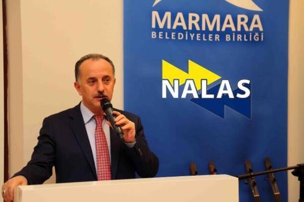 Bağcılar Belediye Başkanı Çağırıcı, NALAS'a yeniden 2. Başkan Yardımcısı oldu