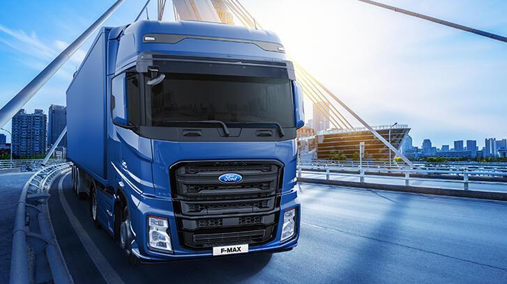 Ford Trucks 2021'de rekor hedefliyor