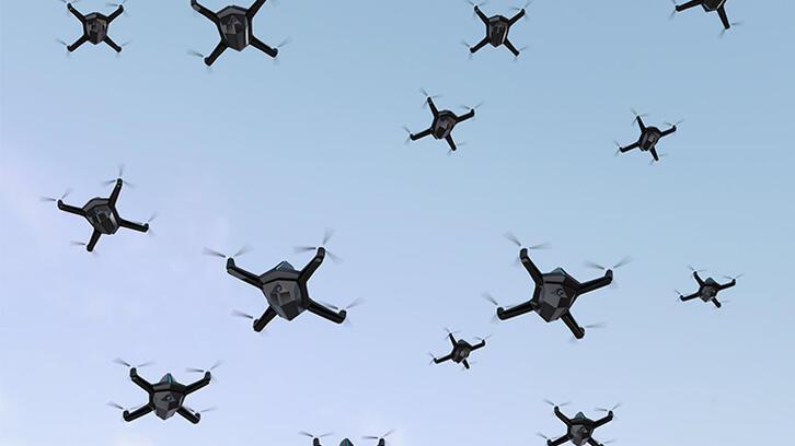 Her şeyi değiştirecek hamle: Drone ordusu kuracak!