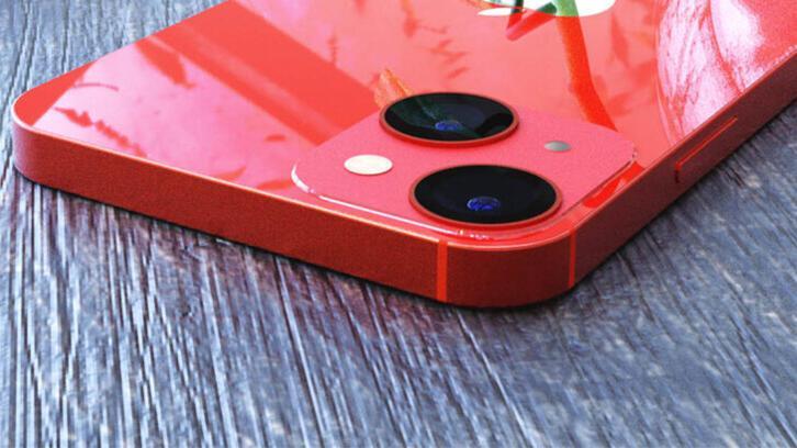 iPhone 13 Mini ilk kez görüldü! Böyle mi görünecek?