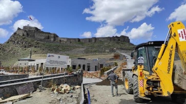 Kars turizmi, 'Bedesten' projesi ile yükselecek