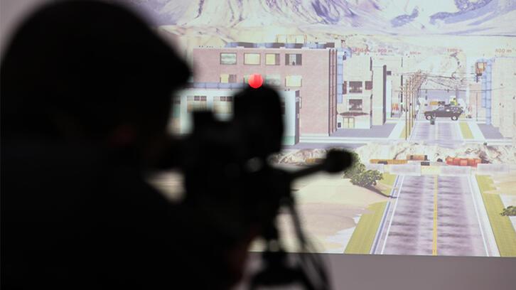 HAVELSAN imzalı 'Keskin Nişancı Simülatörü' hizmete giriyor