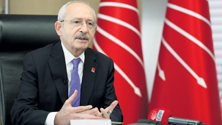 'Hedef CHP'yi görünür kılmak'