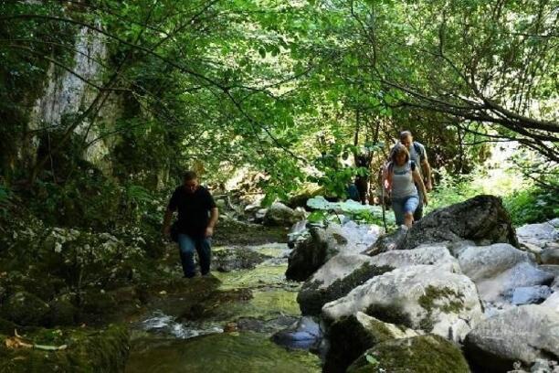 Sansarak Kanyonu, tabiat parkı olarak tescil edildi