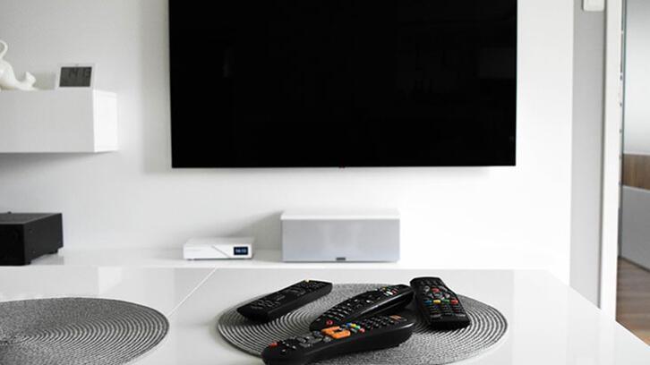 Televizyonu duvara sabitlemenin püf noktaları