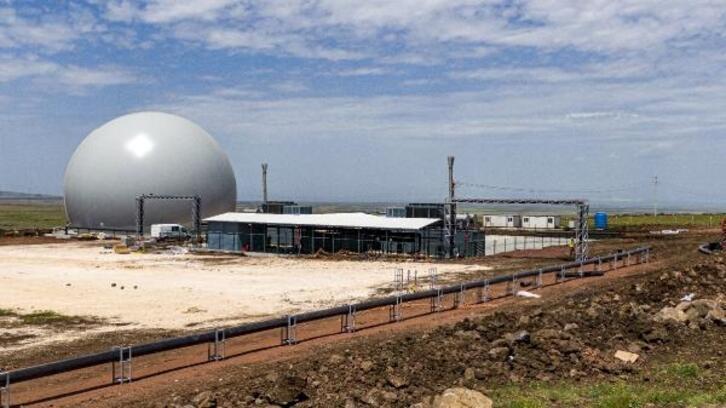 EKAY'da enerji üretimi için sona yaklaşıldı