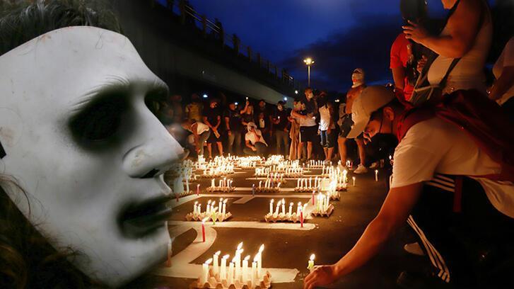 Son dakika: Korona kabusunu unutturdu! Dünya Kolombiya'daki olayları korkuyla izliyor
