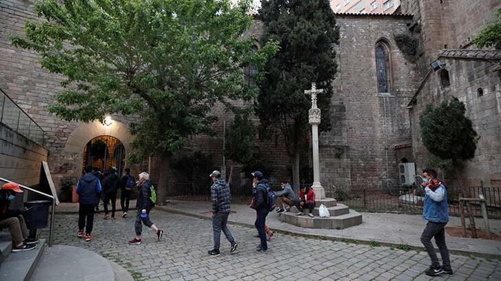 Son dakika... İspanya'da Kovid-19'dan son 24 saatte 160 kişi hayatını kaybetti