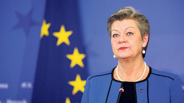 AB İçişleri Komiseri Ylva Johansson Ankara'ya geliyor