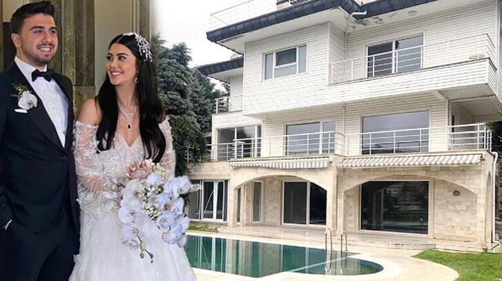 Ozan Tufan 12 milyon TL'ye ev aldı!