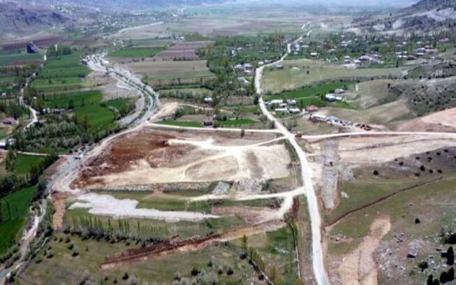 Geben Göleti ile 4 bin hektar suya kavuşacak