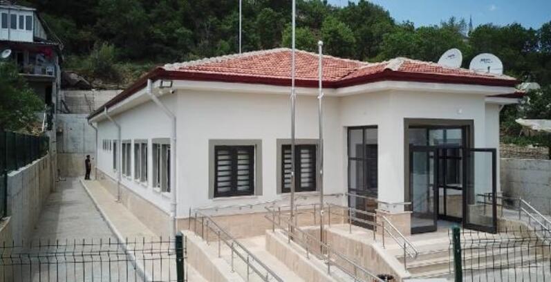 Çamlık Köyü ASM inşaatı tamamlandı
