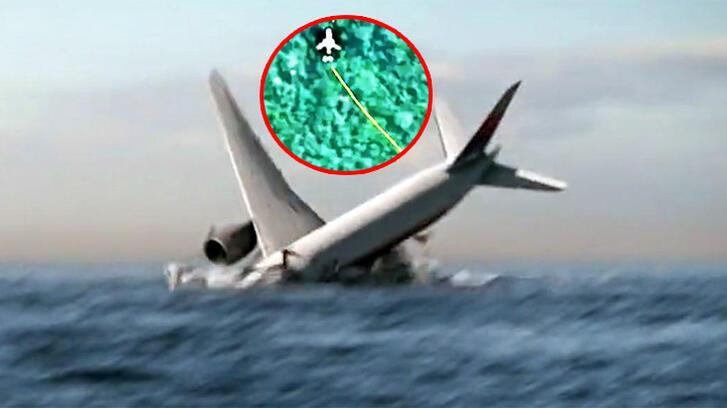 Son dakika... Kayıp yolcu uçağında şok izler! Pilot tarafından...