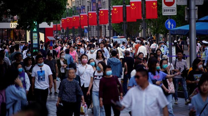 Çin'in nüfus artış hızı yavaşladı, doğumlar son bir yılda yüzde 18 azaldı