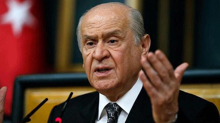 MHP lideri Bahçeli'den sert tepki: İsrail yaptıklarının bedelini ödemelidir