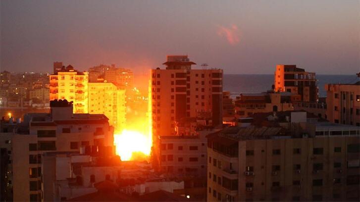 Son dakika! Bakan Çavuşoğlu'ndan Filistin açıklaması