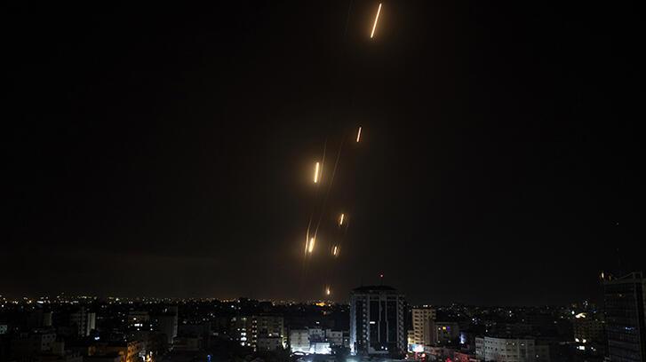 Son dakika... İsrail havalimanında uçuşlar durduruldu!