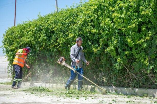 Seyhan'da parklar ve spor tesisleri tam kapanma sonrasına hazırlanıyor
