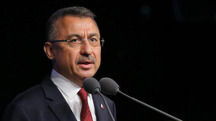 Son dakika: Cumhurbaşkanı Yardımcısı Fuat Oktay: Kudüs Filistinlilerindir