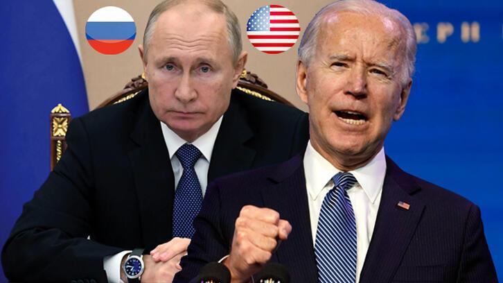 Son dakika haberi: Biden'dan Rusya açıklaması: İnanmıyoruz ancak...