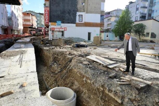 Ordu Büyükşehir Belediyesi'nden su taşkınını önleyecek çalışma