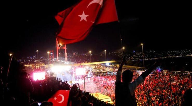 15 Temmuz şiiri - Ahmet Selçuk İlkan