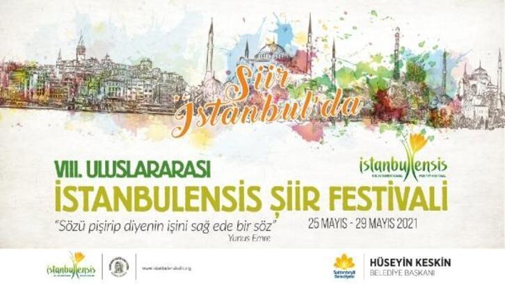 İstanbulensis Şiir Festivali 'Yunus Emre' temasıyla başlıyor