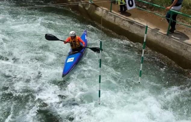 Artvin'de 'Kadir Topbaş' anısına kano şampiyonası