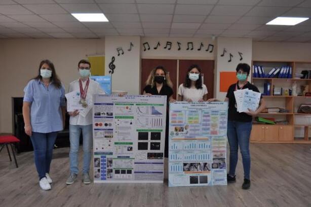 Buca'nın gençleri üniversitede zirveye çıktı