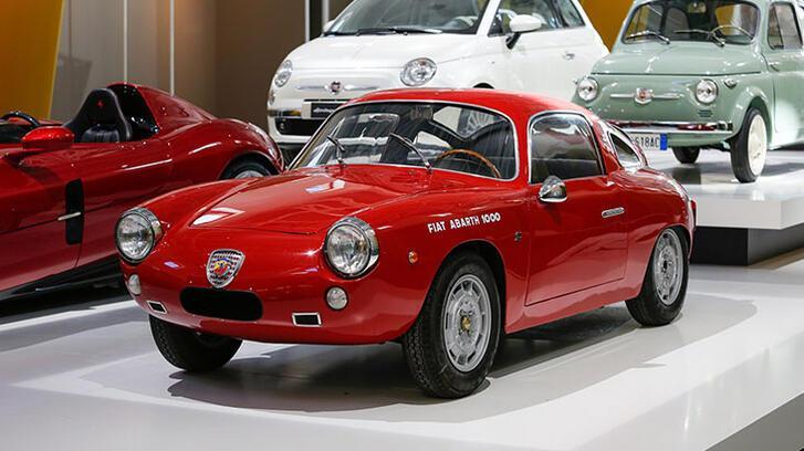 Fiat 500, ADI Tasarım Müzesi'nde sergileniyor