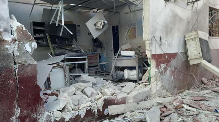 Son dakika! Afrin'de terör saldırısı: Çok sayıda kişi hayatını kaybetti