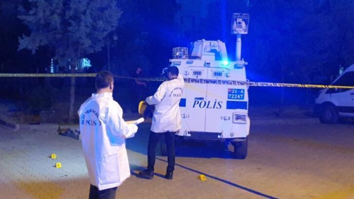İki grup arasında silahlı çatışma: Yaralılar var